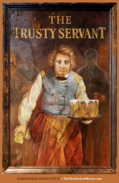 Trustyservant